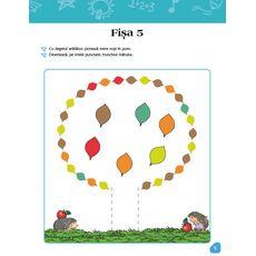 Desenăm și colorăm, literele învțăm - Pentru grupa mică, fig. 5