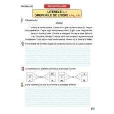 Comunicare în limba română cls. I semestrul al-II-lea, fig. 9