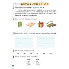 Comunicare în limba română cls. I semestrul al-II-lea, fig. 6