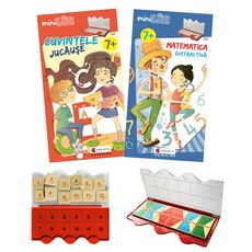 Set joc educativ LUK, varsta 7+, Matematica si limba romana, fig. 1