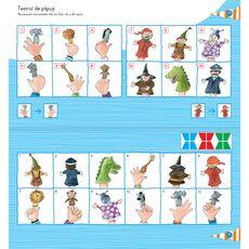Set joc educativ LUK, varsta 5+, Matematica, limba romana, logica si creativitate, fig. 13