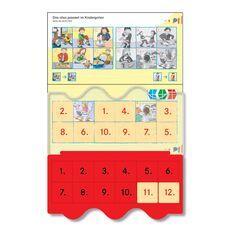 Set joc educativ LUK, varsta 5+, Matematica, limba romana, logica si creativitate, fig. 12