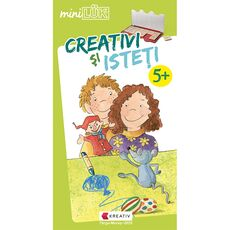 Joc educativ LUK, Creativi si Isteti, exercitii distractive si creative, varsta 5+, fig. 1