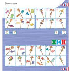 Set joc educativ LUK, varsta 6+, Matematica, limba romana, logica si creativitate, fig. 13