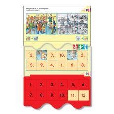 Set joc educativ LUK, varsta 6+, Matematica, limba romana, logica si creativitate, fig. 12