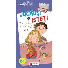 Joc educativ LUK, Jucausi si Isteti, exercitii distractive si creative, varsta 6+, fig. 1