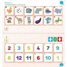 Set joc educativ LUK, varsta 7+, Matematica si limba romana, fig. 4
