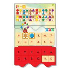 Set joc educativ LUK, varsta 6+, Matematica, limba romana, logica si creativitate, fig. 9