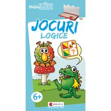 Set joc educativ LUK, varsta 6+, Matematica, limba romana, logica si creativitate, fig. 8