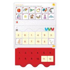 Set joc educativ LUK, varsta 5+, Matematica, limba romana, logica si creativitate, fig. 6