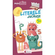 Joc educativ LUK, Literele Jucause, exercitii distractive de limba romana, varsta 5+, fig. 1