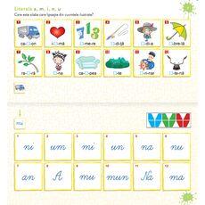 Set joc educativ LUK, varsta 6+, Matematica, limba romana, logica si creativitate, fig. 7