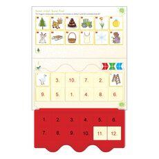 Set joc educativ LUK, varsta 6+, Matematica, limba romana, logica si creativitate, fig. 6