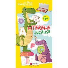 Joc educativ LUK, Literele Jucause, exercitii distractive de limba romana, varsta 6+, fig. 1
