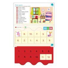 Set joc educativ LUK, varsta 5+, Matematica, limba romana, logica si creativitate, fig. 3