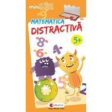 Joc educativ LUK, Matematica Distractiva, exercitii distractive de matematica, varsta 5+, fig. 1