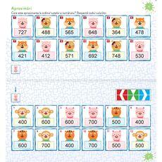 Joc educativ LUK, Matematica Distractiva, exercitii distractive de matematica, varsta 7+, fig. 3