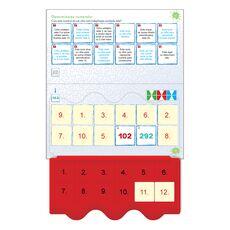 Set joc educativ LUK, varsta 7+, Matematica si limba romana, fig. 6