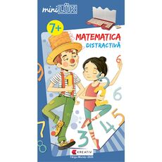 Set joc educativ LUK, varsta 7+, Matematica si limba romana, fig. 5