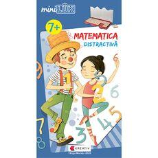 Joc educativ LUK, Matematica Distractiva, exercitii distractive de matematica, varsta 7+, fig. 1