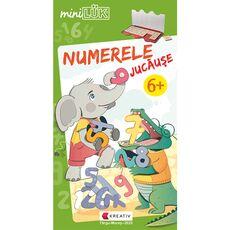 Joc educativ LUK, Numerele jucause, varsta 6+, fig. 1