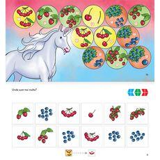 Joc educativ LUK, Unicornul Istet, exercitii distractive, varsta 5+, fig. 3