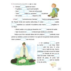 Cuvintele din ghiozdanel - Semestrul al II-lea, fig. 9