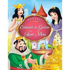 Călătoriile lui Gulliver - Regele Midas, fig. 1