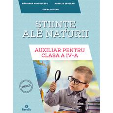 ȘtiInțe ale naturii - Auxiliar pentru clasa a IV-a, fig. 1