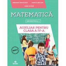 Matemaitica - Auxiliar pentru clasa a IV-a – semestrul I, fig. 1