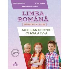 Limba română - Auxiliar pentru clasa a IV-a – semestrul al II-lea, fig. 1