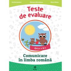 Teste de evaluare - Comunicare în limba română clasa a II-a, fig. 1