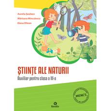 ȘtiInțe ale naturii - Auxiliar pentru clasa a III-a, fig. 1