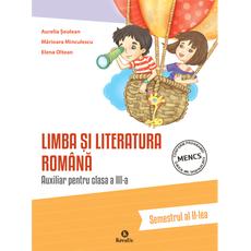 Limba și literatura română – clasa a III-a, semestrul al II-lea, fig. 1