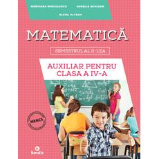 Matematica - Auxiliar pentru clasa a IV-a – semestrul al II-lea, fig. 1
