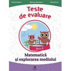 Teste de evaluare - Matematică şi explorarea mediului clasa I, fig. 1