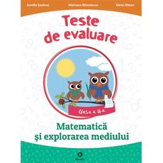 Teste de evaluare - Matematică şi explorarea mediului clasa a II-a, fig. 1