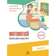 Matematică – clasa a III-a, semestrul I, fig. 1