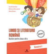 Limba și literatura română – clasa a III-a, semestrul I, fig. 1