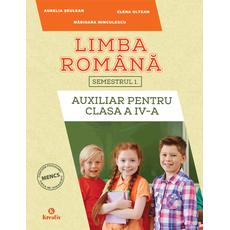 Limba română - Auxiliar pentru clasa a IV-a – semestrul I, fig. 1