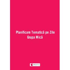 Planificare Tematică pe Zile - Grupa Mică, fig. 1