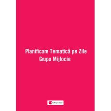 Planificare Tematică pe Zile - Grupa Mijlocie, fig. 1