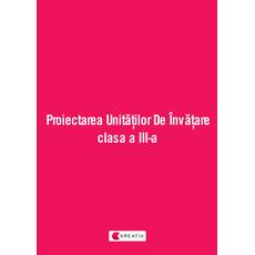 Proiectarea Unităților De Învățare - clasa a III-a, fig. 1