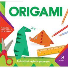 Origami - Dinozauri, fig. 1