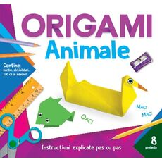 Animale – origami, fig. 1