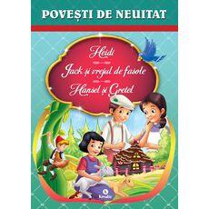 Poveşti de neuitat (Heidi, Jack şi vrejul de fasole, Hansel şi Gretel), fig. 1