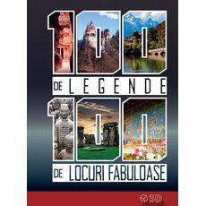 100 de legende – 100 de locuri fabuloase, fig. 1