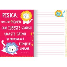 AGENDA MEA CU PISICI, fig. 2