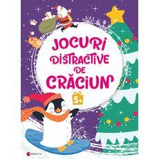 JOCURI DISTRACTIVE DE CRĂCIUN 5+, fig. 1