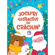 JOCURI DISTRACTIVE DE CRĂCIUN 6+, fig. 1
